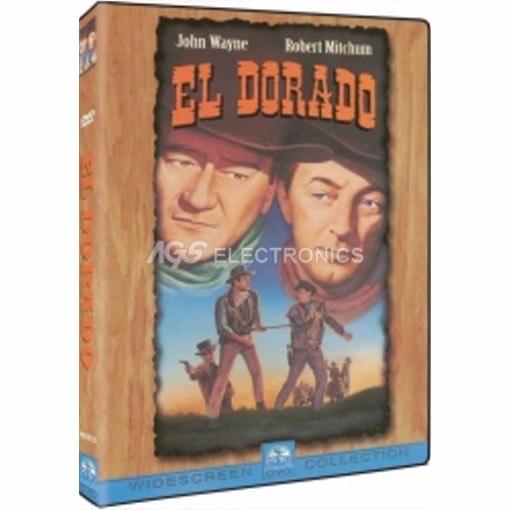 El Dorado - DVD NUOVO SIGILLATO - MVDVD-WE054 - MVDVDWE054