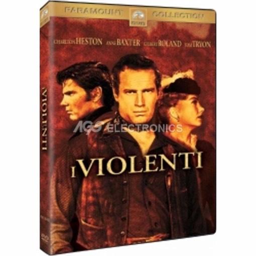 Violenti (i) - DVD NUOVO SIGILLATO - MVDVD-WE056 - MVDVDWE056