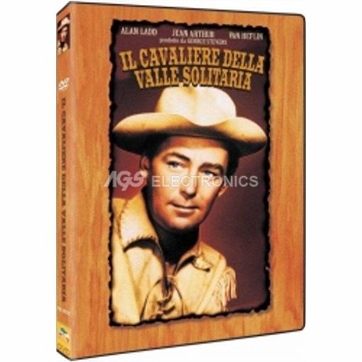 Cavaliere della valle solitaria (il) - DVD NUOVO SIGILLATO - MVDVD-WE057 - MVDVDWE057