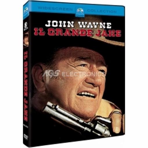 Grande Jake (il) - DVD NUOVO SIGILLATO - MVDVD-WE058 - MVDVDWE058