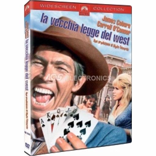 Vecchia legge del West (la) - DVD NUOVO SIGILLATO - MVDVD-WE062 - MVDVDWE062