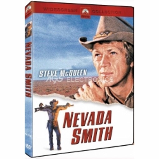 Nevada Smith - DVD NUOVO SIGILLATO - MVDVD-WE067 - MVDVDWE067