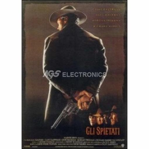 Spietati (gli) - DVD NUOVO SIGILLATO - MVDVD-WE078 - MVDVDWE078