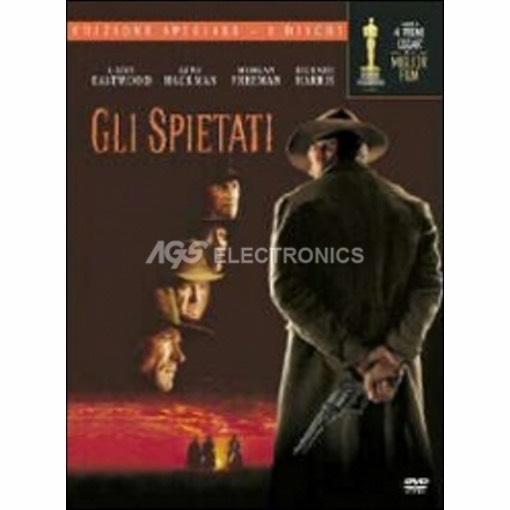 Spietati (gli) edizione speciale (2 dvd) - DVD NUOVO SIGILLATO - MVDVD-WE079 - MVDVDWE079