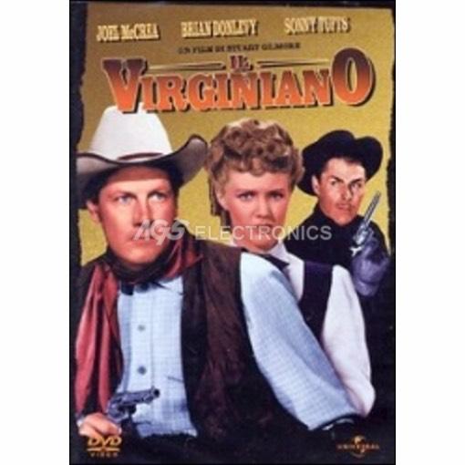 Virginiano (il) - DVD NUOVO SIGILLATO - MVDVD-WE105 - MVDVDWE105