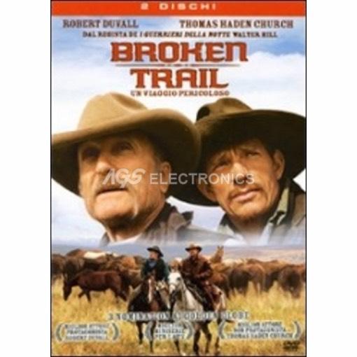 Broken Trail - un viaggio pericoloso (2 dvd) - DVD NUOVO SIGILLATO - MVDVD-WE107 - MVDVDWE107