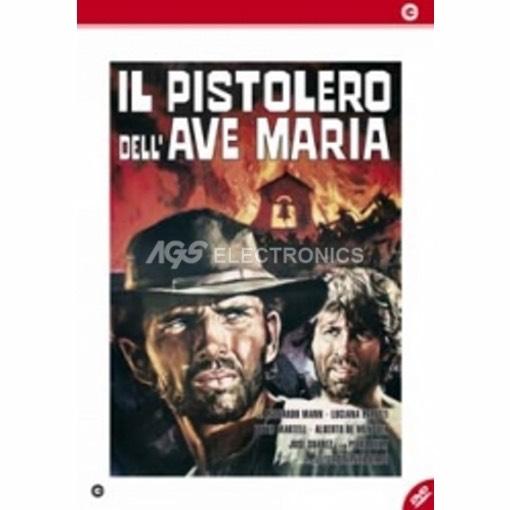 Pistolero Dell'Ave Maria (Il) - DVD NUOVO SIGILLATO - MVDVD-WE133 - MVDVDWE133