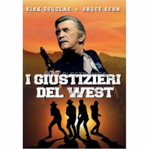 Giustizieri del west (i) - DVD NUOVO SIGILLATO - MVDVD-WE150 - MVDVDWE150