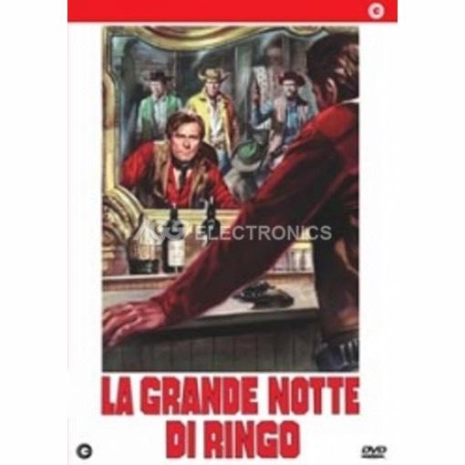 Grande notte di Ringo (la) - DVD NUOVO SIGILLATO - MVDVD-WE152 - MVDVDWE152