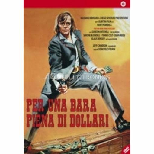 Per una bara piena di dollari - DVD NUOVO SIGILLATO - MVDVD-WE153 - MVDVDWE153