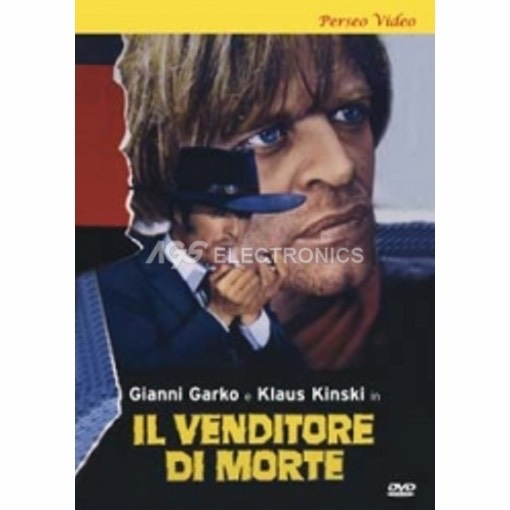 Venditore di morte (il) - DVD NUOVO SIGILLATO - MVDVD-WE155 - MVDVDWE155