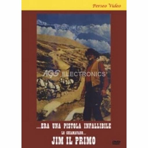 Jim il primo - DVD NUOVO SIGILLATO - MVDVD-WE156 - MVDVDWE156