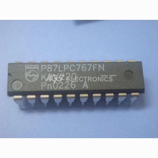 P87LPC767FN - P87LPC767FN  CIRCUITO INTEGRATO
