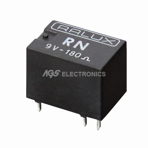 Rele super miniatura CC 200-12VCC 1 contatto  RL-184