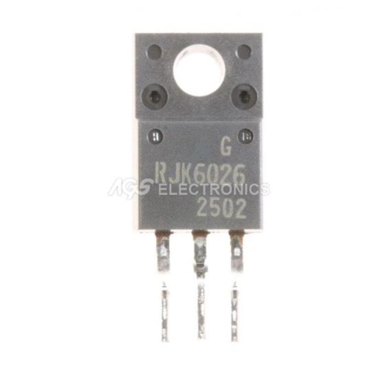 transistor - RJK6026-TO220 - RJK6026TO220