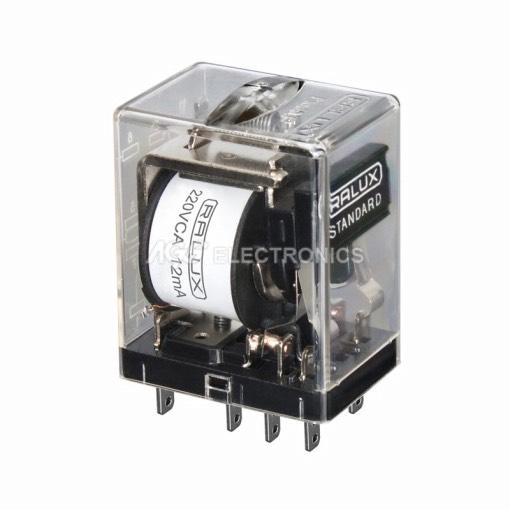relè industriale 12vcc 2ctos 10a - RL-321 - RL321