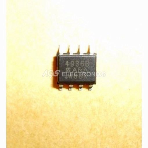 SI4936BDY - SI 4936BDY Circuito integrato Mosfet dual N-Channel 30V
