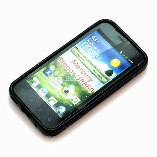Accessori Compatibili Custodie Silicone - TPU Huawei - SIL-HUA-U8860N - SILHUAU8860N