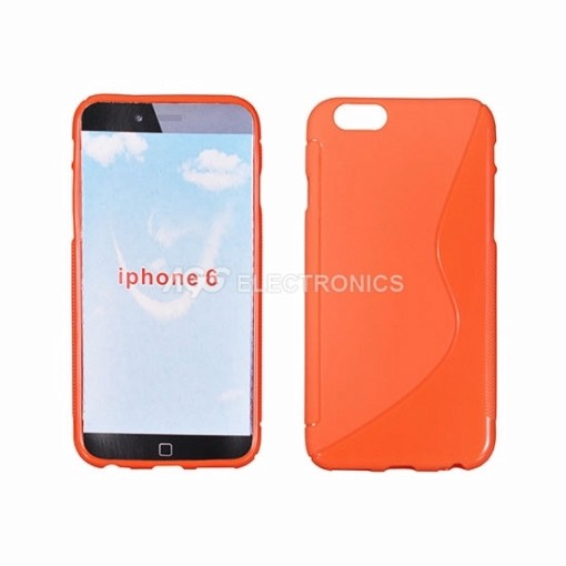Custodia silicone compatibile per iPHONE - SIL-IPHONE6-A - SILIPHONE6A
