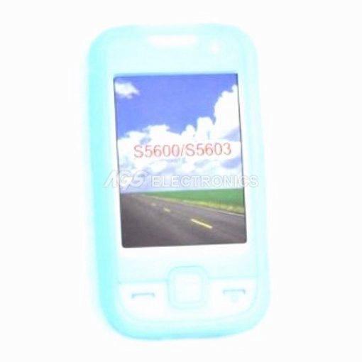 Custodia silicone compatibile per Samsung - SIL-SAM-S5600A - SILSAMS5600A