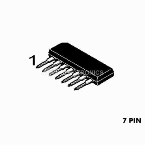 AN5262 - AN 5262 CIRCUITO INTEGRATO DC VOLUME CONTROL