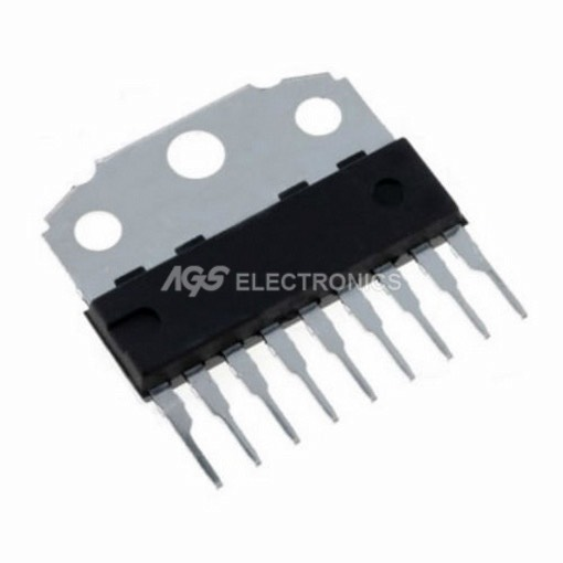 TDA1517 - TDA 1517 INTEGRATO POWER AMPLIFIER 2X6W 9PIN