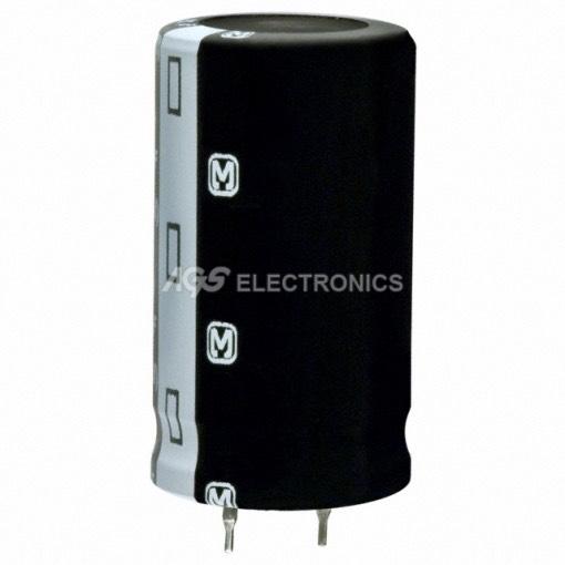 100UF 450V Condensatore Elettrolitico verticale 105° 18x35mm ELVT 100UF 450V