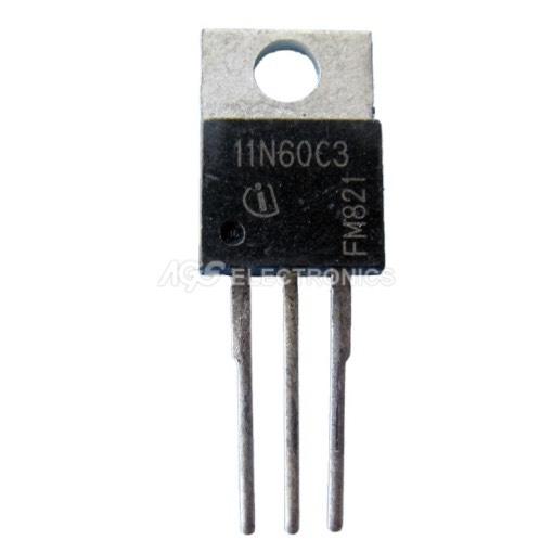 SPP11N60C3 - SPP 11N60C3 Transistor
