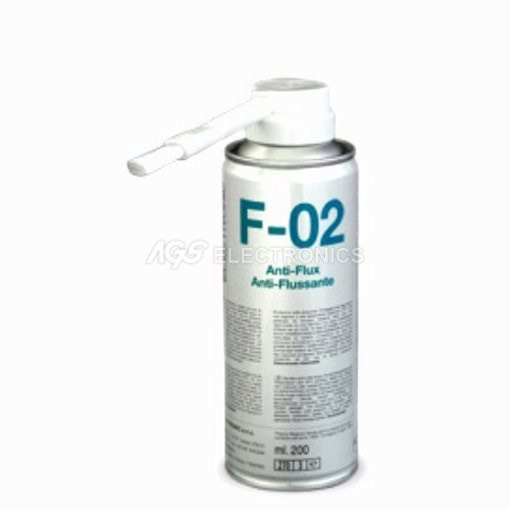 SPRAY PROFESSIONALE ANTIFLUSSANTE 200ml F-02 SPRAY-F02