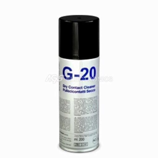 SPRAY PULISCI CONTATTI SECCO 200ML G20