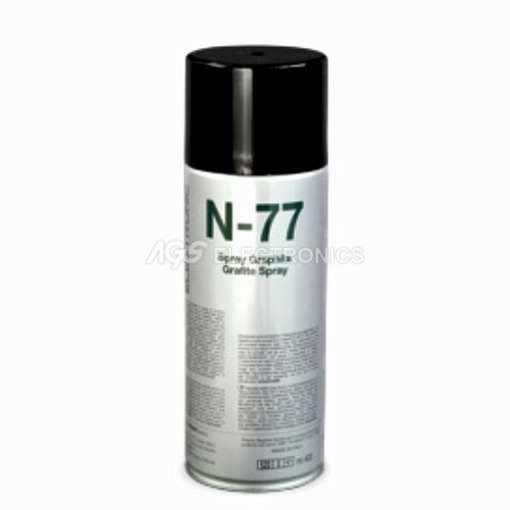 SPRAY GRAFITE 400ml SPRAY-N77