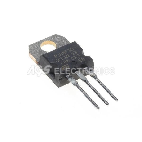 STP14NF10 - ST P14NF10 Transistor
