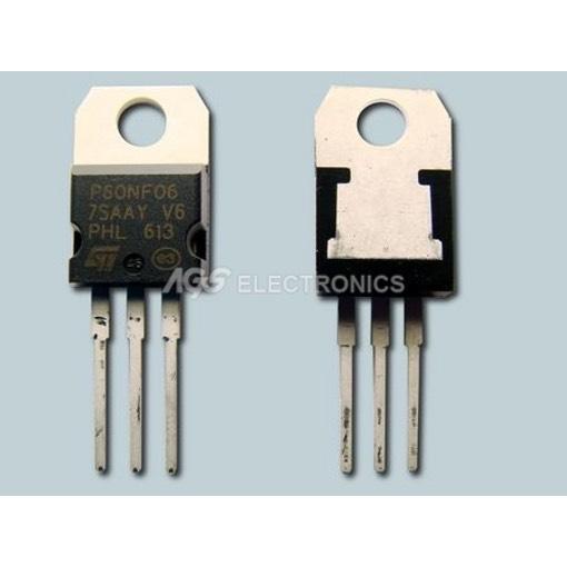 STP60NF06 - ST P60NF06 Transistor