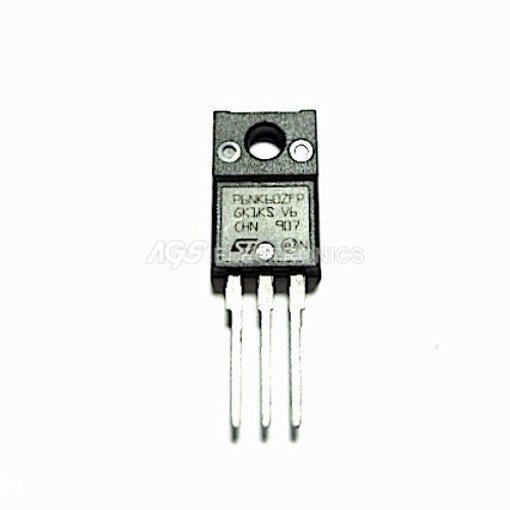 STP6NK60ZFP - ST P6NK60ZFP Transistor