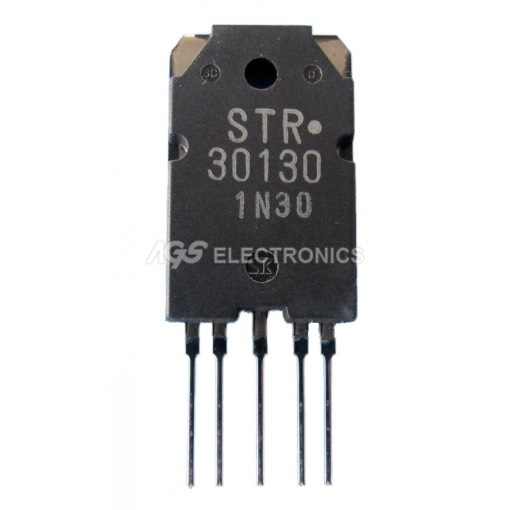 STR30130 - STR 30130 TRANSISTOR VOLT. REG  FIXED POSITIVE