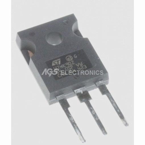 STW7NK90Z - W7NK90Z Transistor