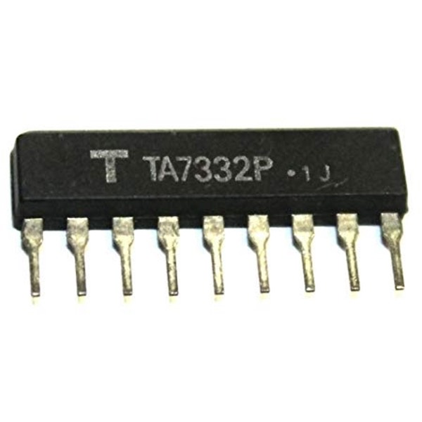 TA7332P - TA 7332P audio level metri Driver