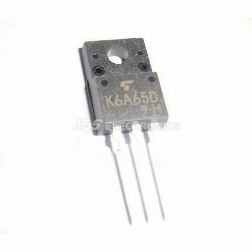 TK6A65D - K6A65D Diodo