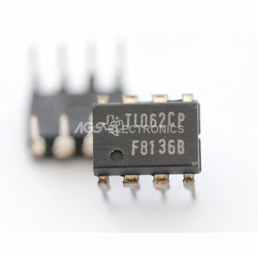 TL062 - TL 062 CIRCUITO INTEGRATO DUAL LOW POWER OPAMP 8p