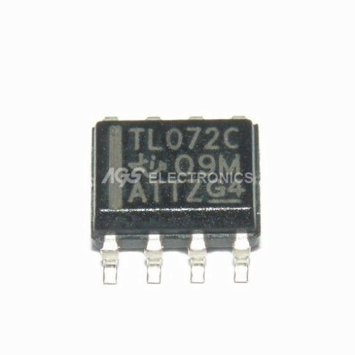 TL072CD - TL 072CD INTEGRATO SMD