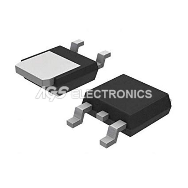 FDD6685 - FDD 6685 Transistor 30V P-Channel PowerTrench