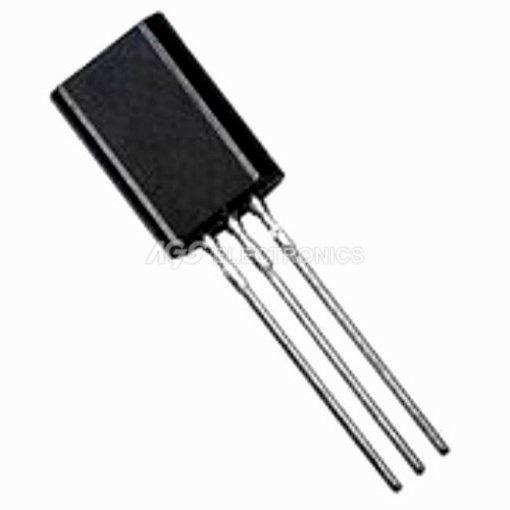 2SA970 - 2SA 970 A970 Transistor SI-P NF 120V 0.1A 100MHz