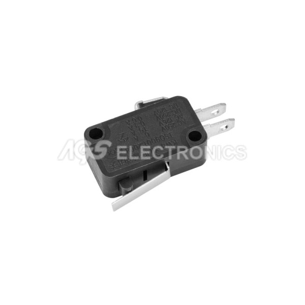 Tact Switchs micro 27.8 x 15.9 x 10.3mm, leva 17.0mm  TSW014  TSW-014