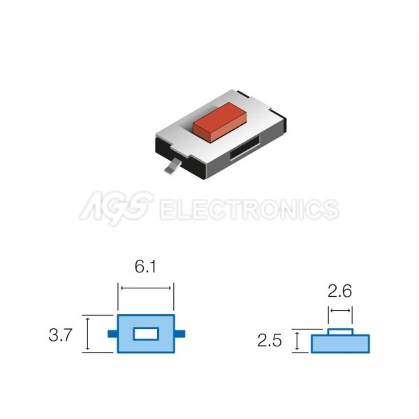 TSW-057 - tact switchs smd