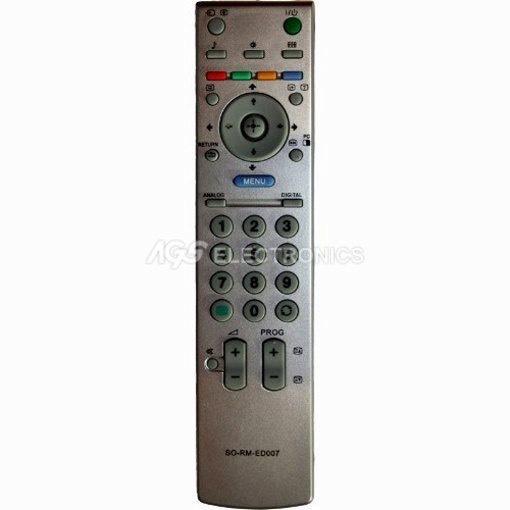 TELECOMANDO Compatibile per Sony BRAVIA RM-ED007 RMED007 NUOVO TW-RMED007