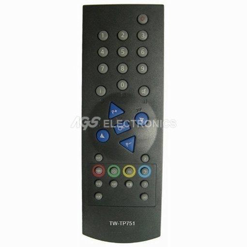 Telecomando compatibile per GRUNDIG TP751