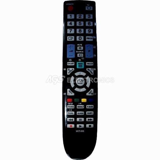 TELECOMANDO UNIVERSALE PER TV SAMSUNG TW-UCT033