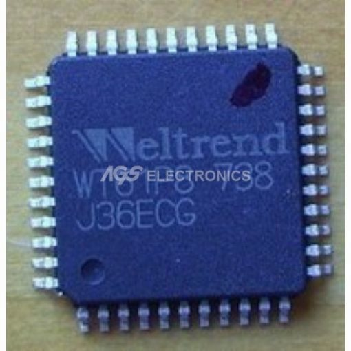 WT61P8 - WT61P8 Circuito Integrato