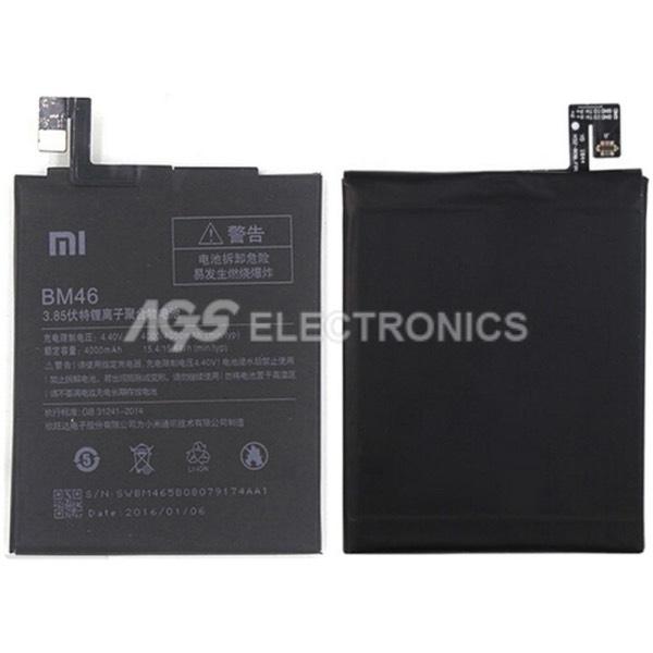 Batteria originale per Xiaomi Redmi Note 3 4050mAh BM46 bulk nuova