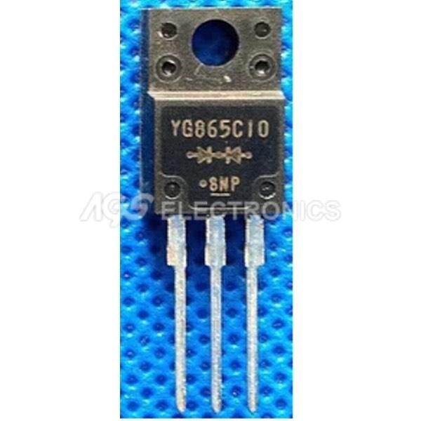 YG865C10 - YG 865C10 Diodo